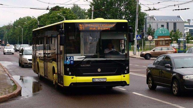 Львівська мерія оголосила конкурс для автобусних перевізників