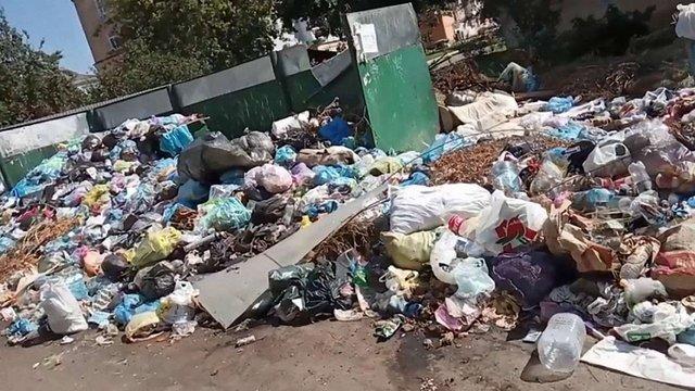 Мер Дрогобича розповів про обіцянку Синютки допомогти очистити місто від сміття
