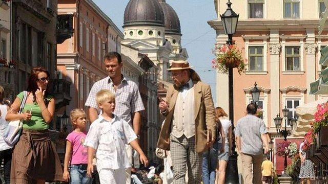 Соціологи дослідили патріотичні настрої у Львові, Харкові та Одесі