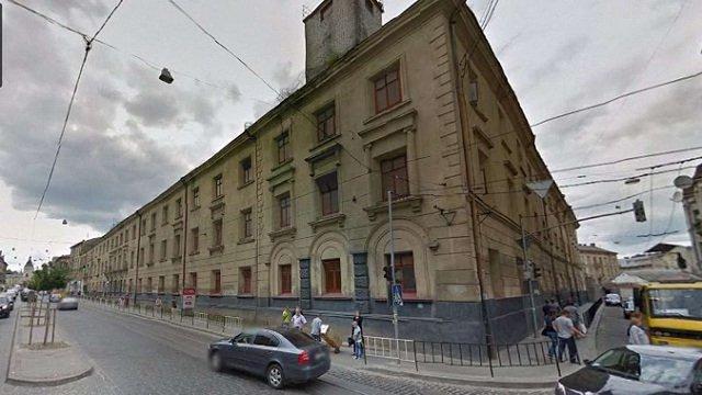 Інвестор нового львівського СІЗО планує збудувати у центрі міста ТРЦ та музей