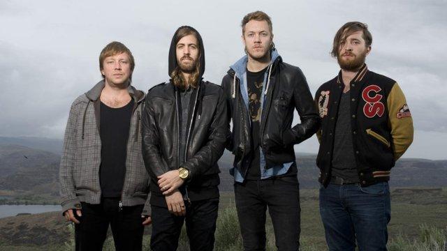Організатори концерту Imagine Dragons у Києві попередили про велику кількість фальшивих квитків
