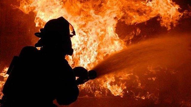 Під час пожежі в приватному будинку в Дрогобичі загинув власник