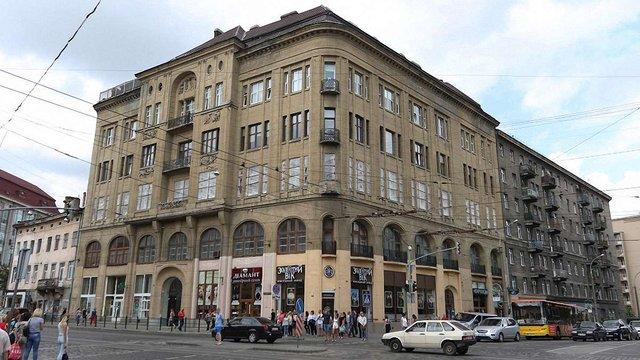 Мерія дозволила влаштувати апарт-готель у будинку біля Оперного театру