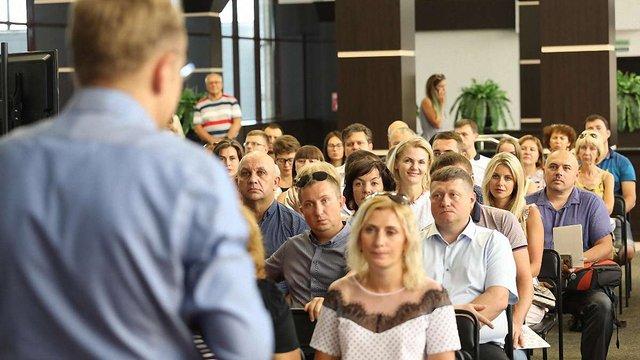 На Urban Talks у Запоріжжі Андрій Садовий поділився успішними практиками Львова