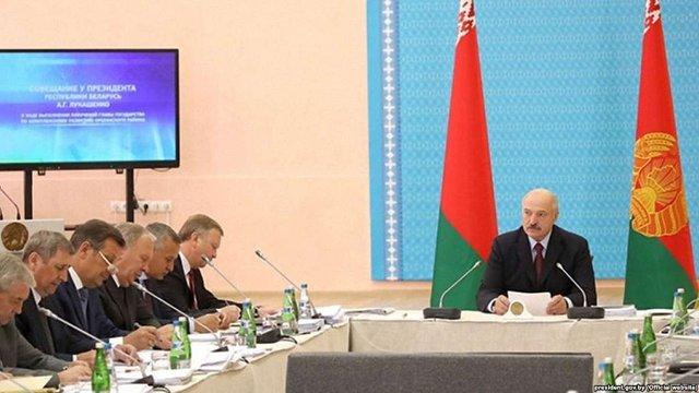 Олександр Лукашенко змінив всіх ключових міністрів в уряді Білорусі