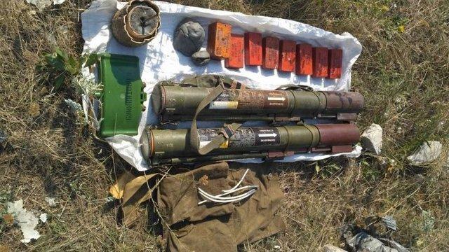 На Одещині СБУ затримала місцевого жителя за торгівлю зброєю