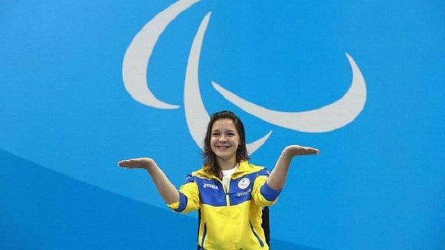 Українські паралімпійці стали першими у медальному заліку Чемпіонату Європи з плавання