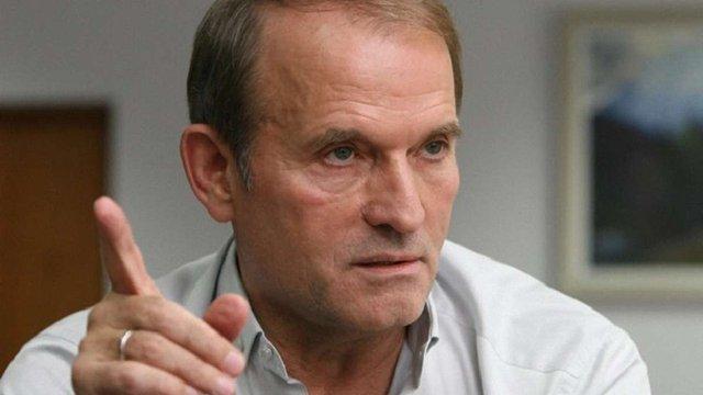 «Схеми» повідомили, що телеканал «112 Україна» перейшов під контроль Медведчука