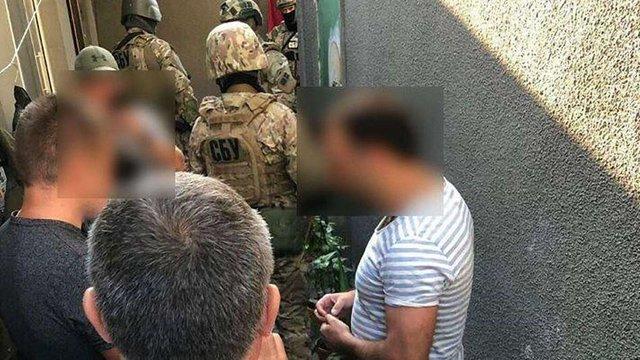 На Одещині поліція затримала банду викрадачів авто