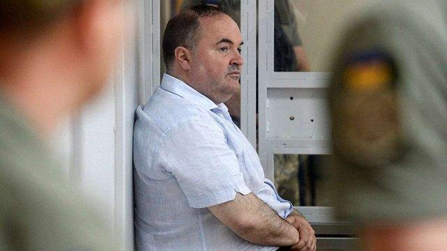 Підозрюваний в організації замовного вбивства журналіста Аркадія Бабченка визнав провину