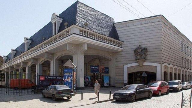 У Львівському палаці мистецтв реконструюють систему опалення за ₴2,7 млн