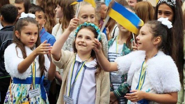 На День Незалежності до Львова звезуть близько тисячі школярів з районів