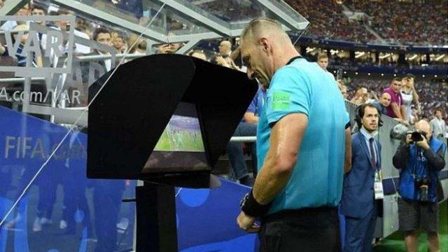 УЄФА запровадить систему відеоповторів з 1/4 фіналу Ліги чемпіонів