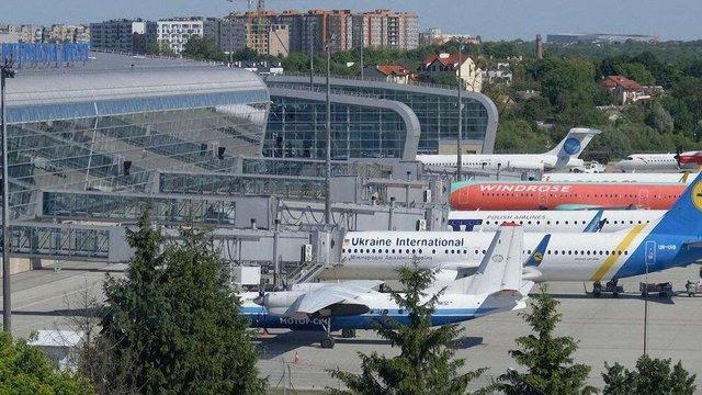 У 2019 році пасажиропотік львівського аеропорту сягне 2 млн
