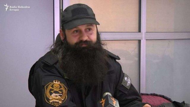 У Сербії затримали лідера групи військових найманців, які воювали на Донбасі