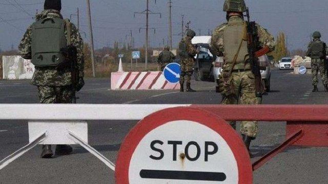 КПВВ «Майорськ» на Донеччині закрили через регулярні обстріли з боку російських військ
