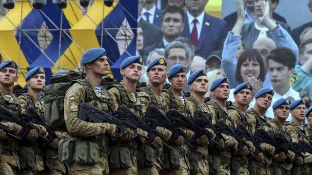 У 2019 році оборонний бюджет України сягне ₴200 млрд