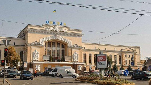На залізничному вокзалі у Тернополі викрили поліцейських, які грабували людей
