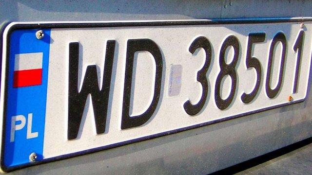 Автомобілі на євробляхах щомісяця купують понад 8 тис. українців