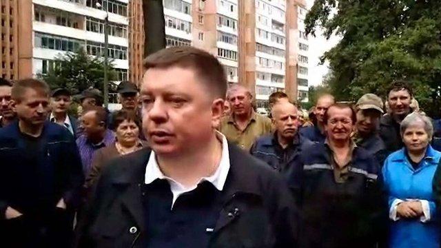 Романа Тимківа звільнили з посади директора Львівського бронетанкового заводу