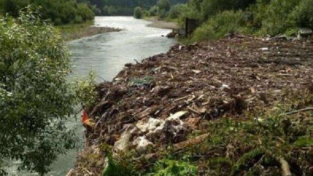 Екологи нарахували ₴4,8 млн збитків від стихійного сміттєзвалища у Сколе