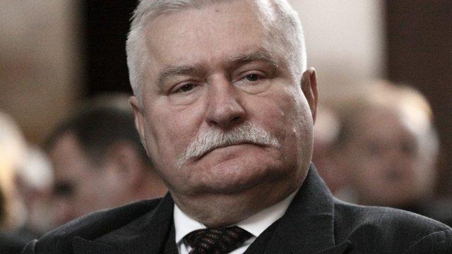 Лех Валенса висунув Олега Сенцова на Нобелівську премію миру