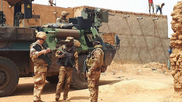 Військові ліквідували ватажка «Ісламської держави» в Африці