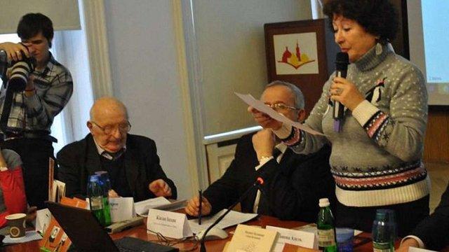 У Львові висловили підтримку керівниці єврейського фонду «Хесед-Ар'є»