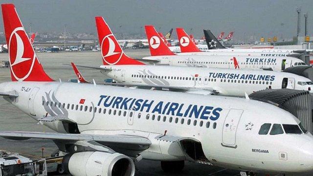 Turkish Airlines збільшить кількість рейсів Львів–Стамбул до десяти рейсів на тиждень