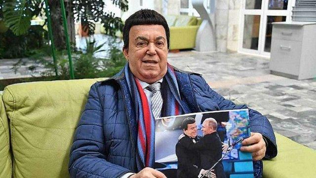Помер радянський та російський співак Йосип Кобзон