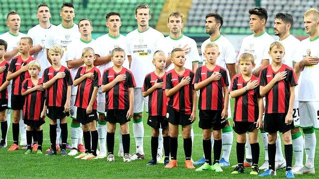 Львівські «Карпати» зіграють благодійний матч у Польщі