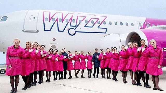 Wizz Air готовий знизити ціни через прихід Ryanair на український ринок