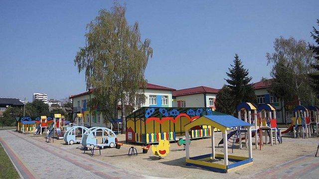 У Винниках відкрили дитячий садок на майже 400 місць
