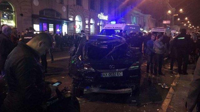 ДТП у Харкові: поліція шукає наркологиню, яка оглядала Олену Зайцеву