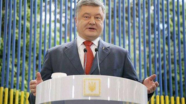 Петро Порошенко призначив керівниками виборчого штабу тих самих людей, що й 2014 року