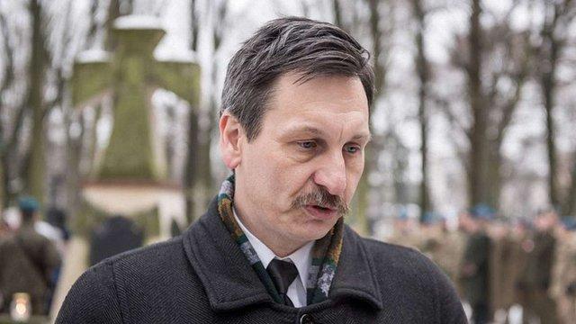 Голову Українського товариства в Любліні вигнали з Інституту національної пам'яті Польщі
