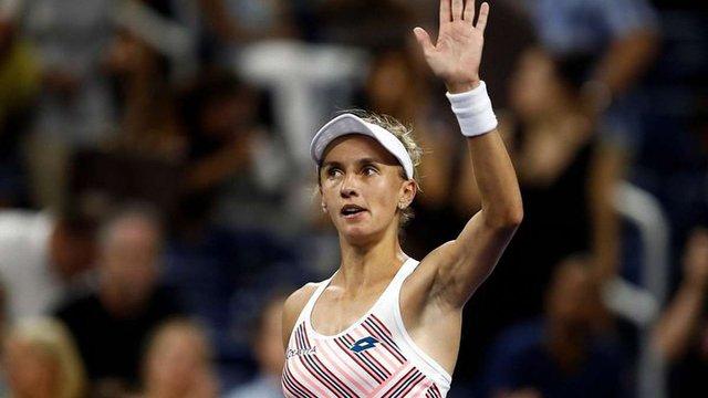 Українська тенісистка Леся Цуренко обіграла другу ракетку світу і вийшла в третє коло US Open