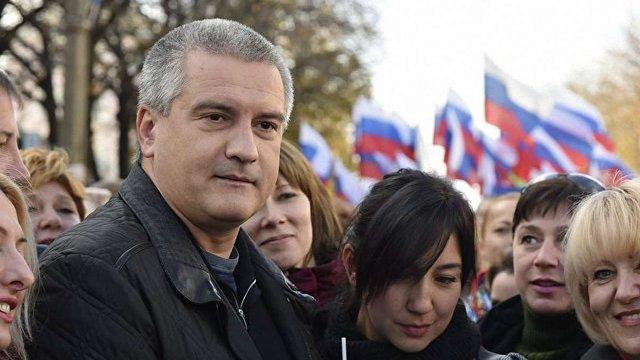 Сепаратист Сергій Аксьонов подав до київського суду позов про скасування санкцій