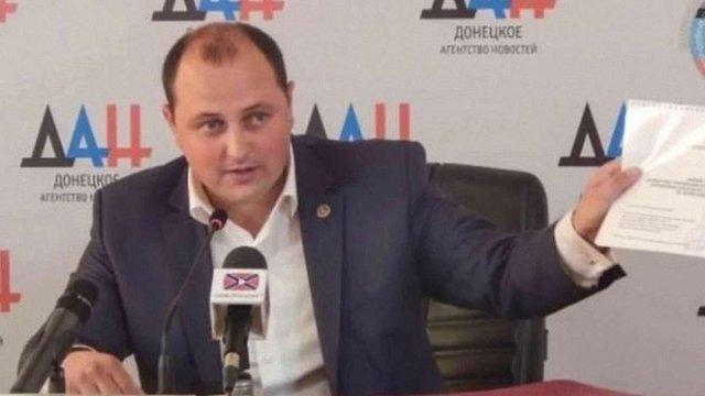 Замість вбитого Захарченка «ДНР» очолить екс-працівник ФК «Шахтар»