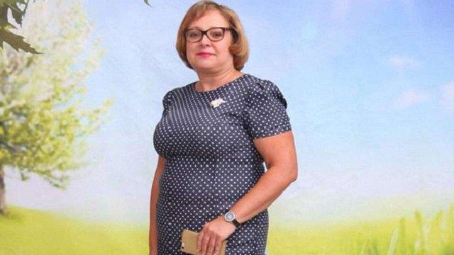 Вчителька з Львівщини увійшла до фіналу конкурсу Global Teacher Prize Ukraine
