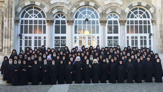 Собор у Стамбулі визнав, що Константинопольська церква може самостійно надавати автокефалію