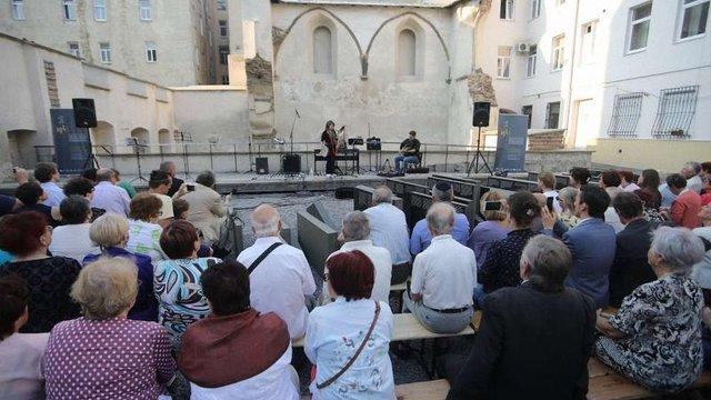 У Львові відбувся концерт-молитва до 75-річчя ліквідації ґетто та Янівського концтабору