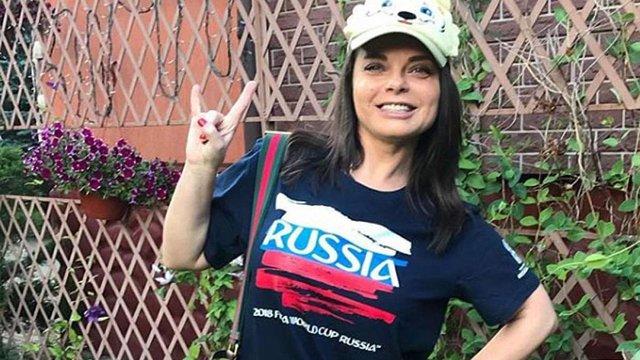 Російська співачка подала скаргу в ЄСПЛ через заборону в'їзду в Україну