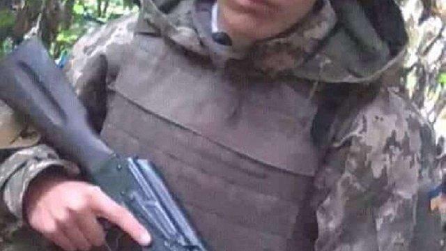 На фронті загинув 20-річний боєць зі Славського