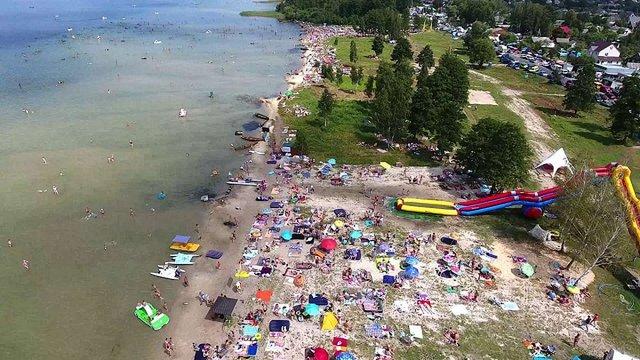 Польща надасть майже 6 млн євро на каналізування сіл навколо озера Світязь