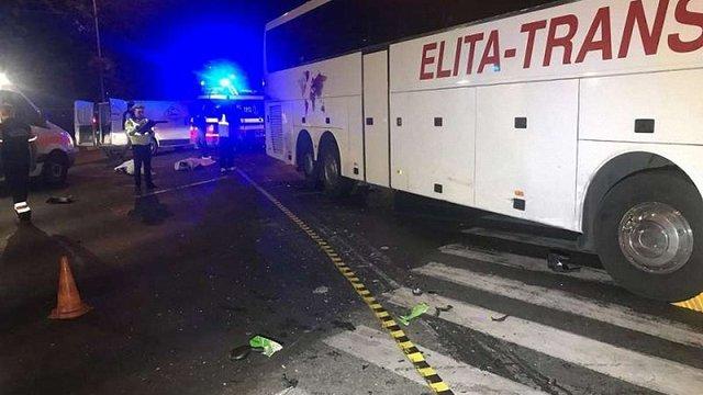 Туристичний автобус зі Львова потрапив у ДТП в Румунії
