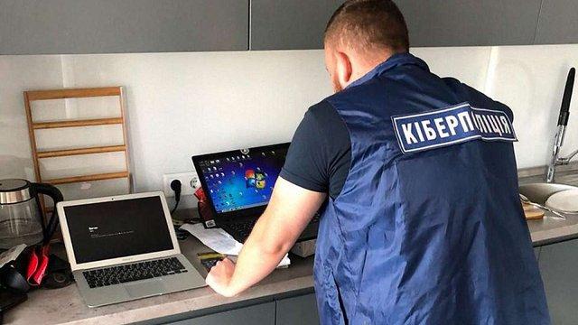 Кіберполіція затримала злочинців, які блокували акаунти в соцмережах за викуп