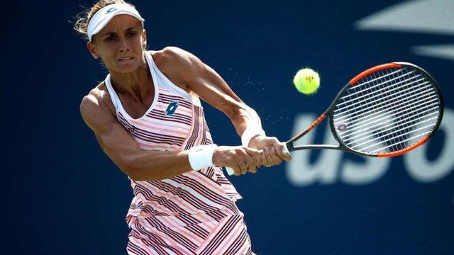 Українська тенісистка вперше в кар'єрі вийшла до чвертьфіналу US Open