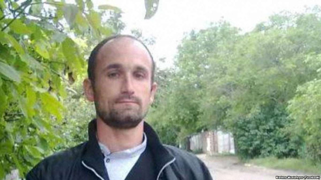 У Криму російські силовики затримали кримськотатарського активіста