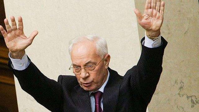 Суд дозволив заочне розслідування справи Азарова